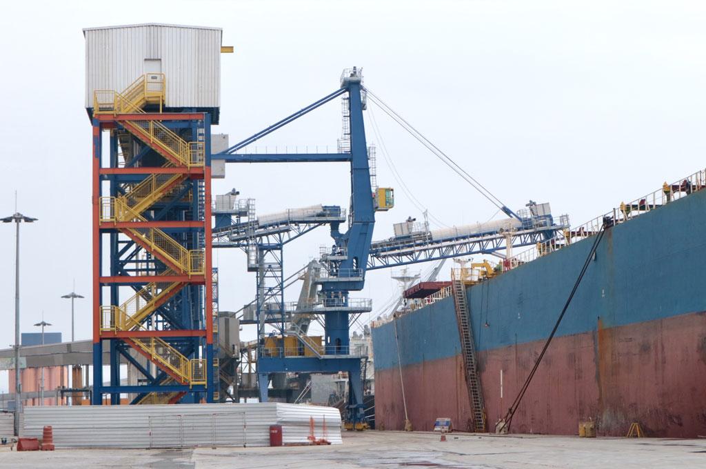 Parceria com iniciativa privada transforma o Porto de Paranaguá